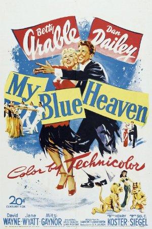 My Blue Heaven 1950