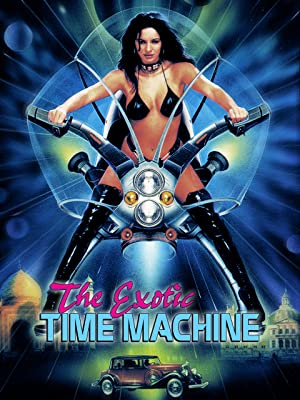 The Exotic Time Machine
