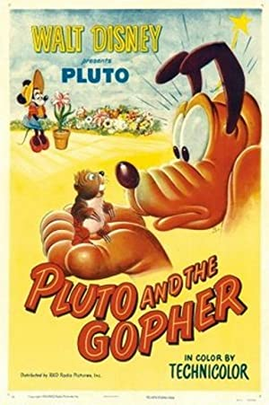 Pluto And The Gopher