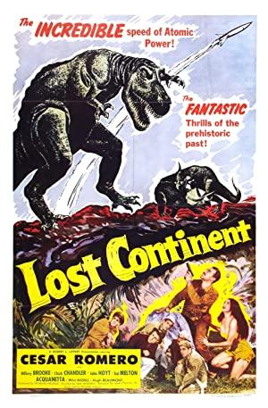 Lost Continent 1951