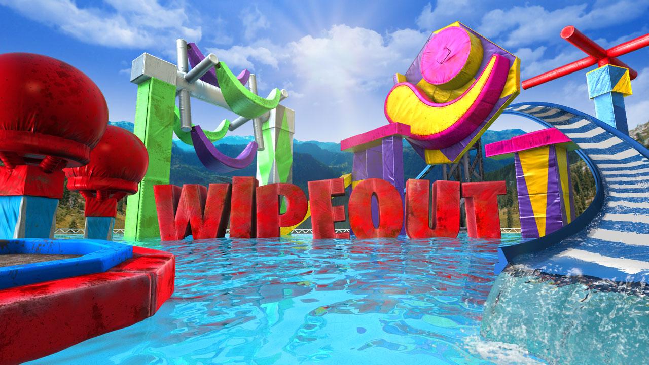 Wipeout: Season 4