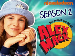 The Secret World Of Alex Mack: Season 2
