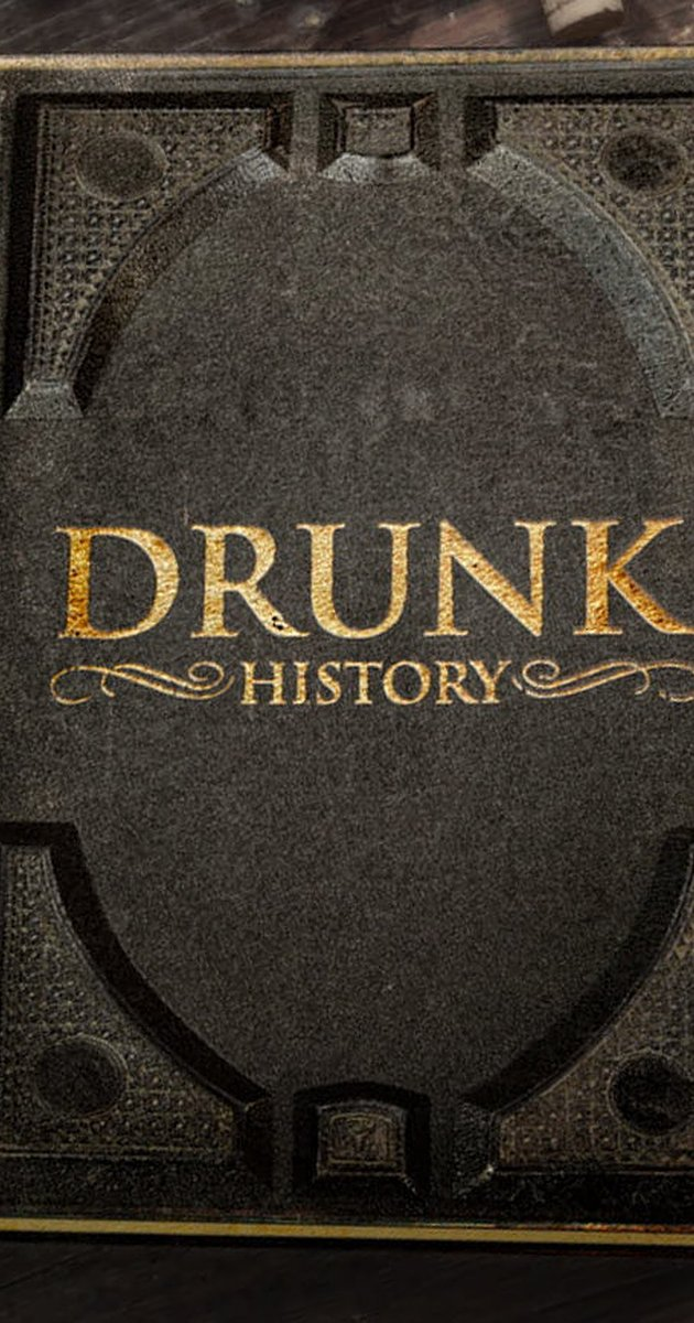 Drunk History Uk: Season 2