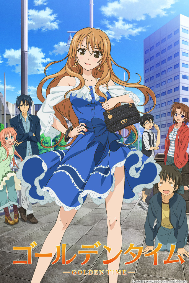 Golden Time : Season 1