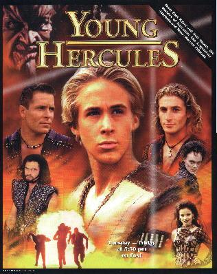 Young Hercules: Season 1