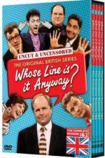 Whose Line Is It Anyway (uk): Season 1