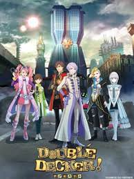 Double Decker! Doug And Kirill (dub)