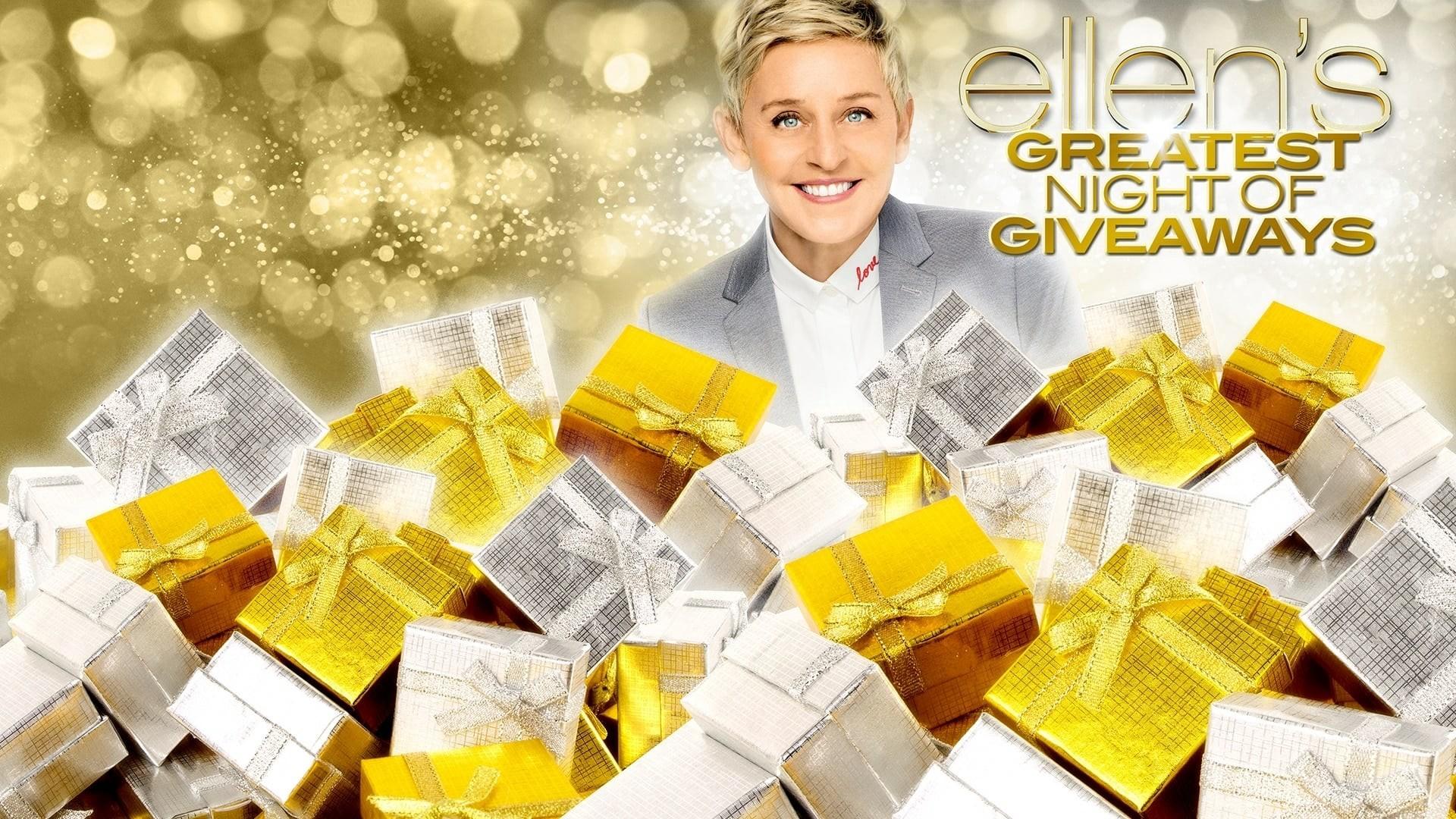 Ellen's Greatest Night Of Giveaways: Season 1