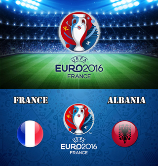 Uefa Euro 2016 Group A France Vs Albania