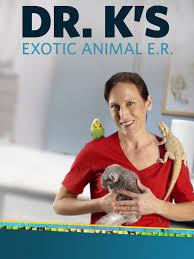 Dr K's Exotic Animal Er: Season 1