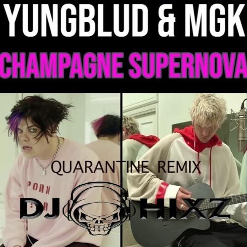 Machine Gun Kelly & Yungblud: Champagne Supernova