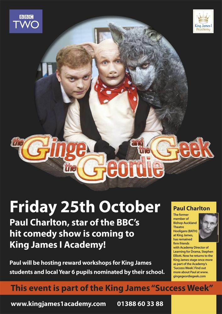 The Ginge, The Geordie And The Geek: Season 1