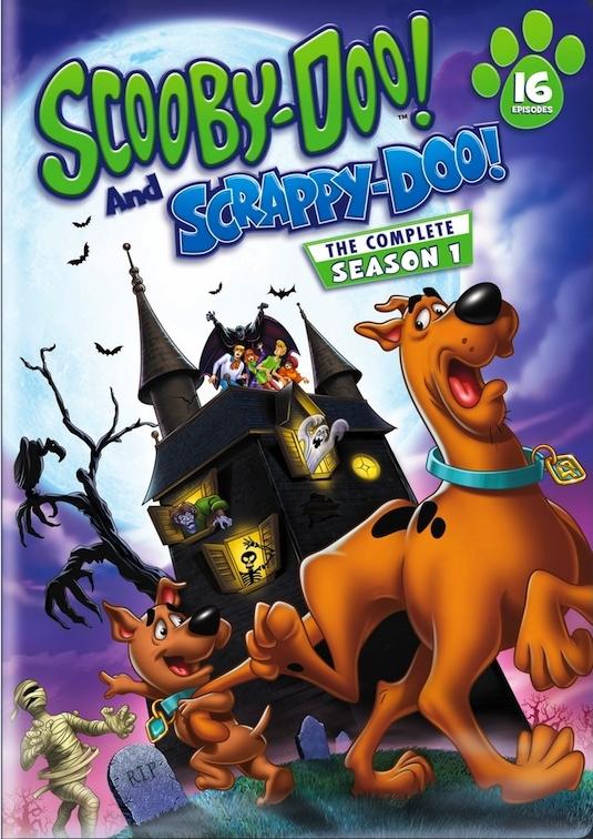 Scooby-doo And Scrappy-doo: Season 2