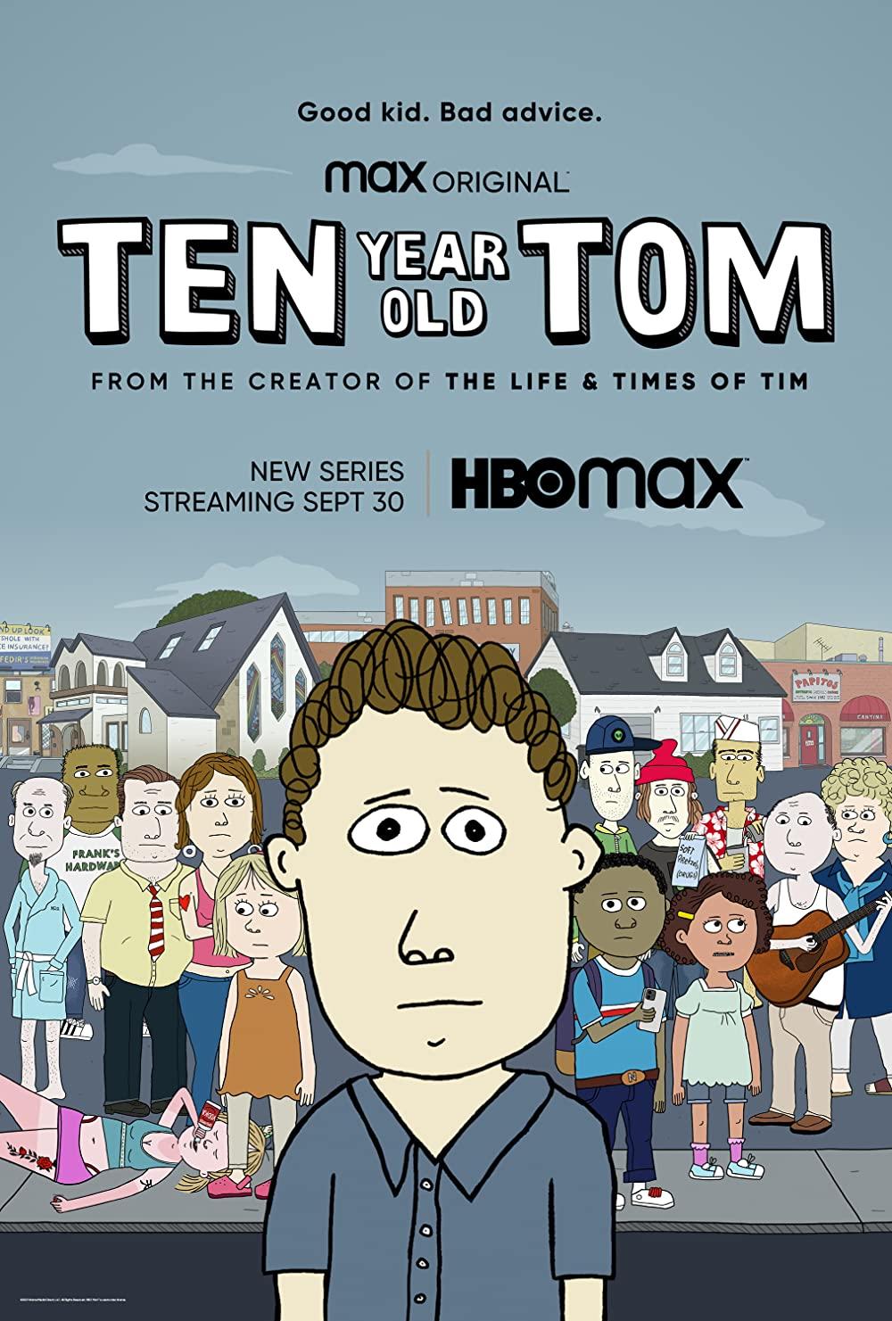 10-year-old Tom: Season 1