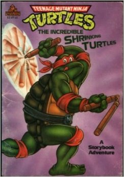 The Incredible Shrinking Turtles: Season 3