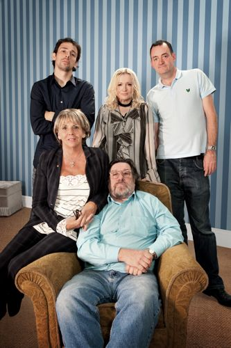 The Royle Family: Behind The Sofa