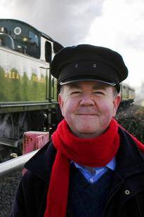 Ian Hislop Goes Off The Rails