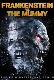 Frankenstein Vs. The Mummy
