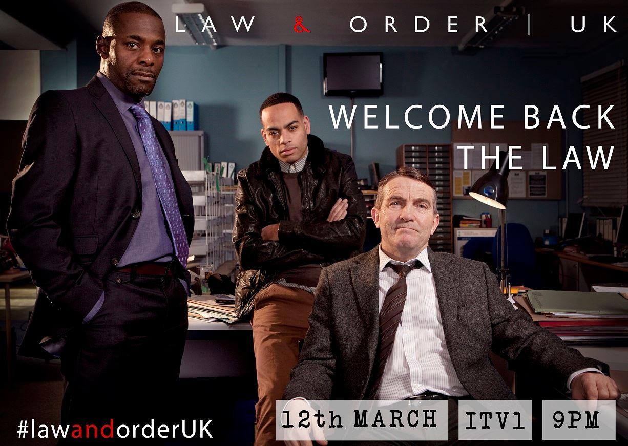 Law & Order: Uk: Season 8