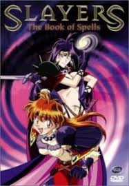 Slayers: The Book Of Spells (sub)