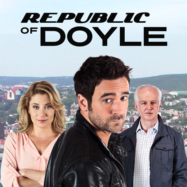 Republic Of Doyle: Season 3