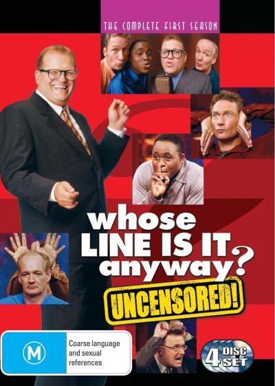 Whose Line Is It Anyway?: Season 1