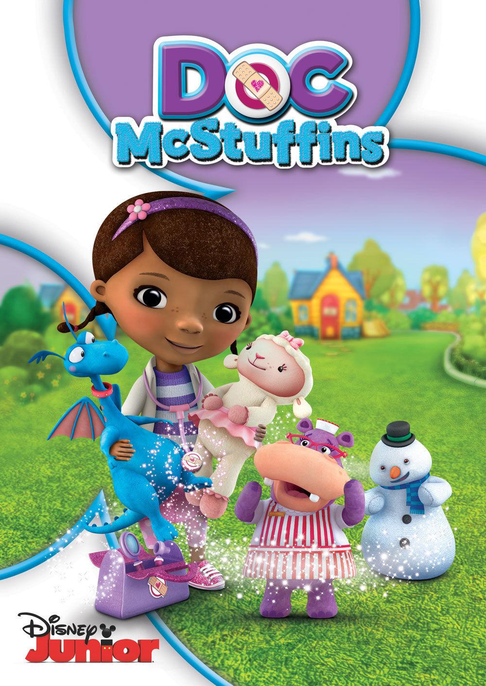 Doc Mcstuffins: Season 3