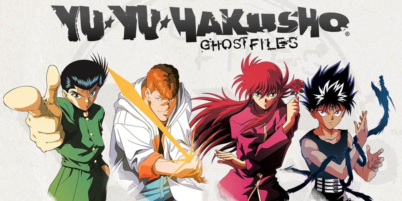 Yu Yu Hakusho - Ghostfiles: Season 1