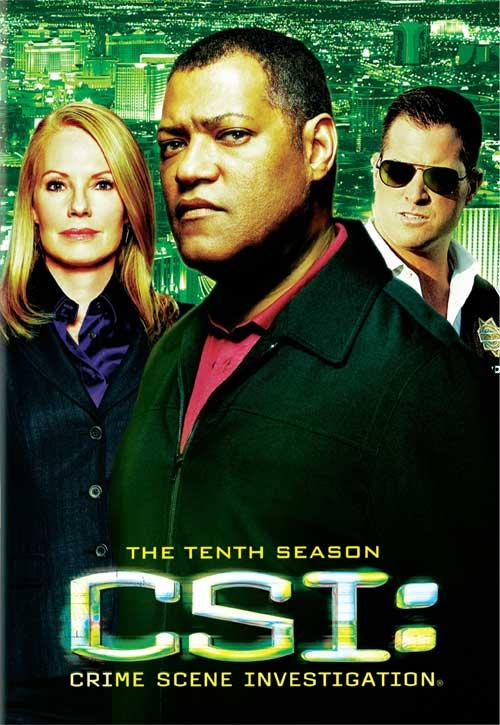 Csi: Crime Scene Investigation: Season 10
