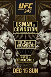 Fc 245: Usman Vs. Covington