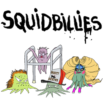 Squidbillies: Season 4
