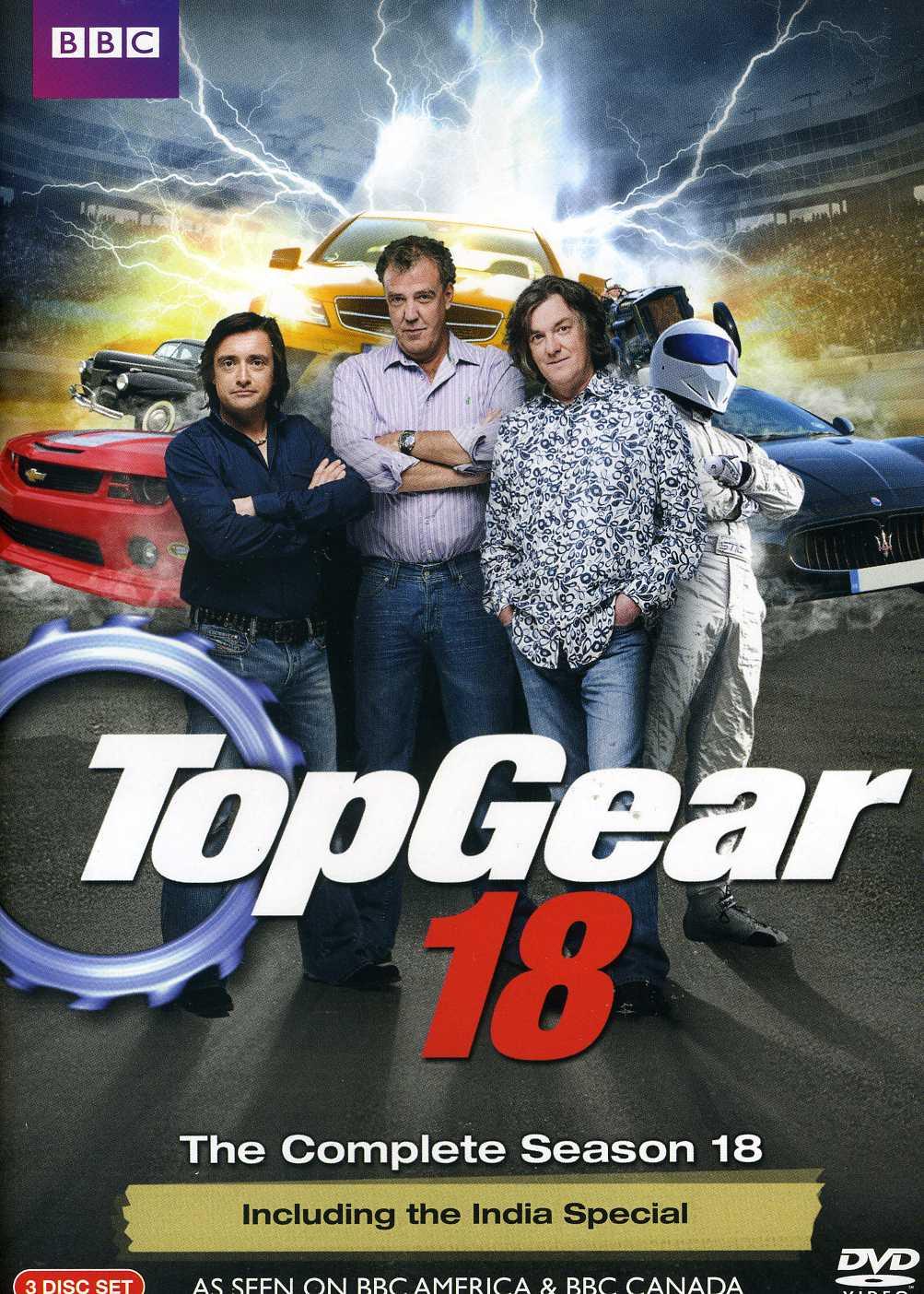 Top Gear: Season 18