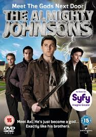 The Almighty Johnsons: Season 1