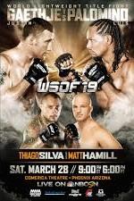 World Series Of Fighting 19