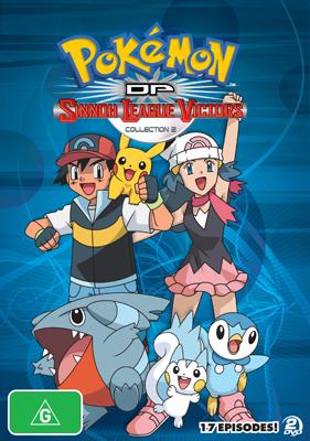 Pokemon Diamond & Pearl (dub): Season 13