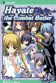 Hayate The Combat Butler: Season 1
